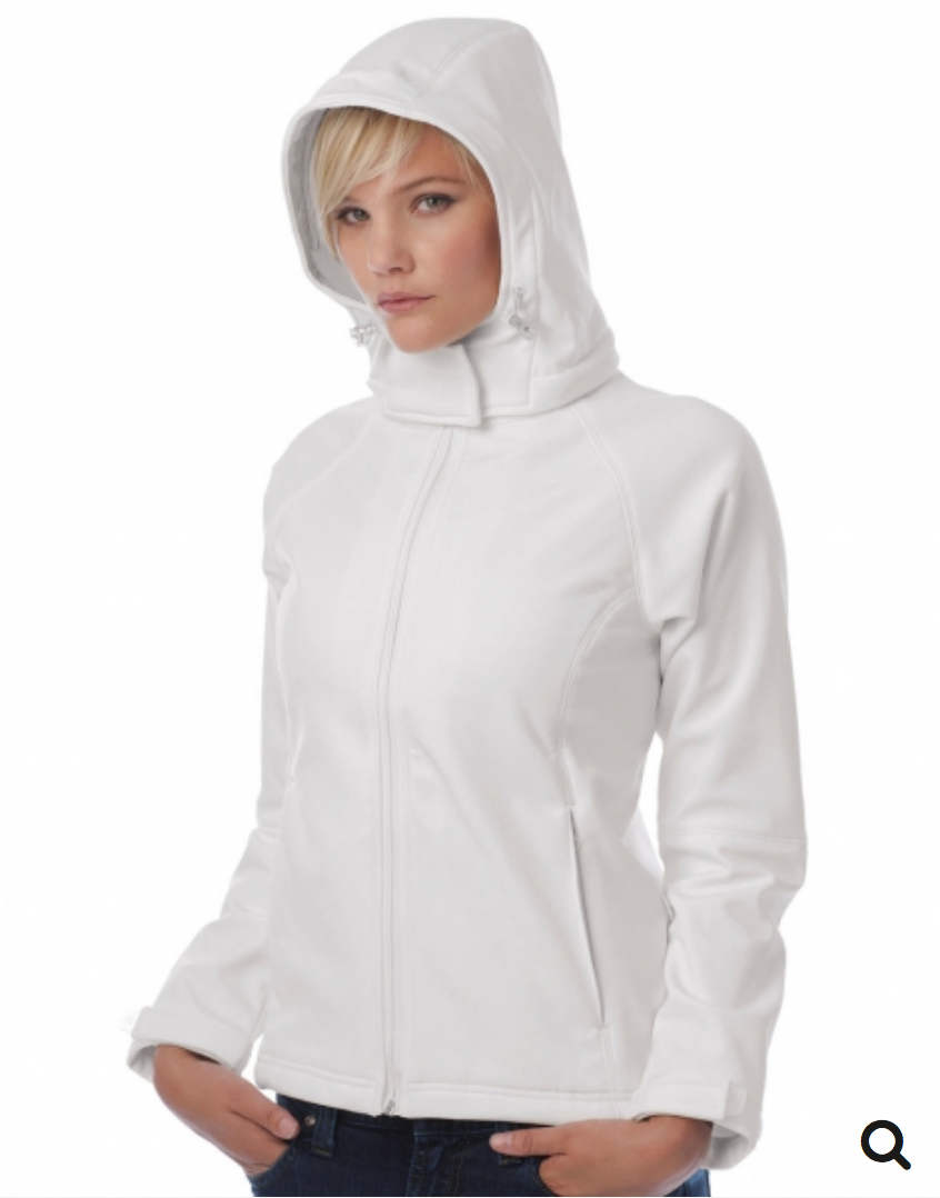 best sneakers 2c339 aa65d Giacca donna Softshell con cappuccio - JW937